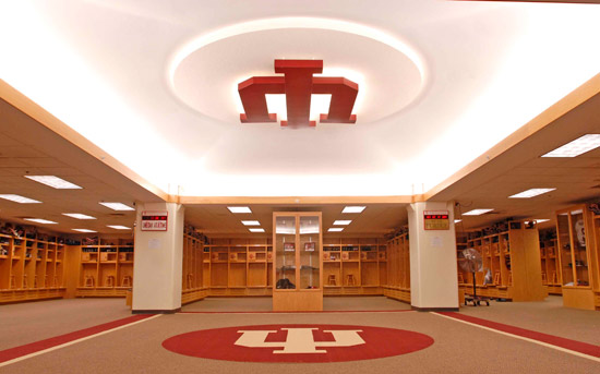 Indiana University Official Athletic Site   Facilities 550x343