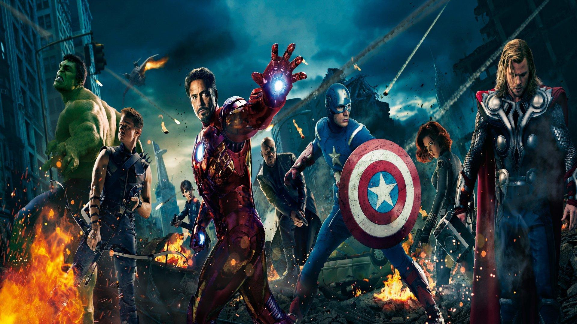 Avengers Wallpapers - WallpaperSafari - 1396.1KB