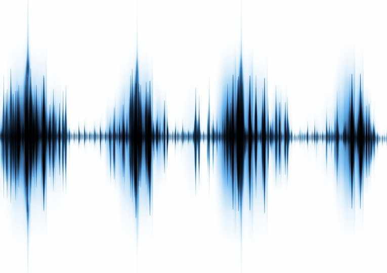 Sound Waves via Shutterstock 765x540