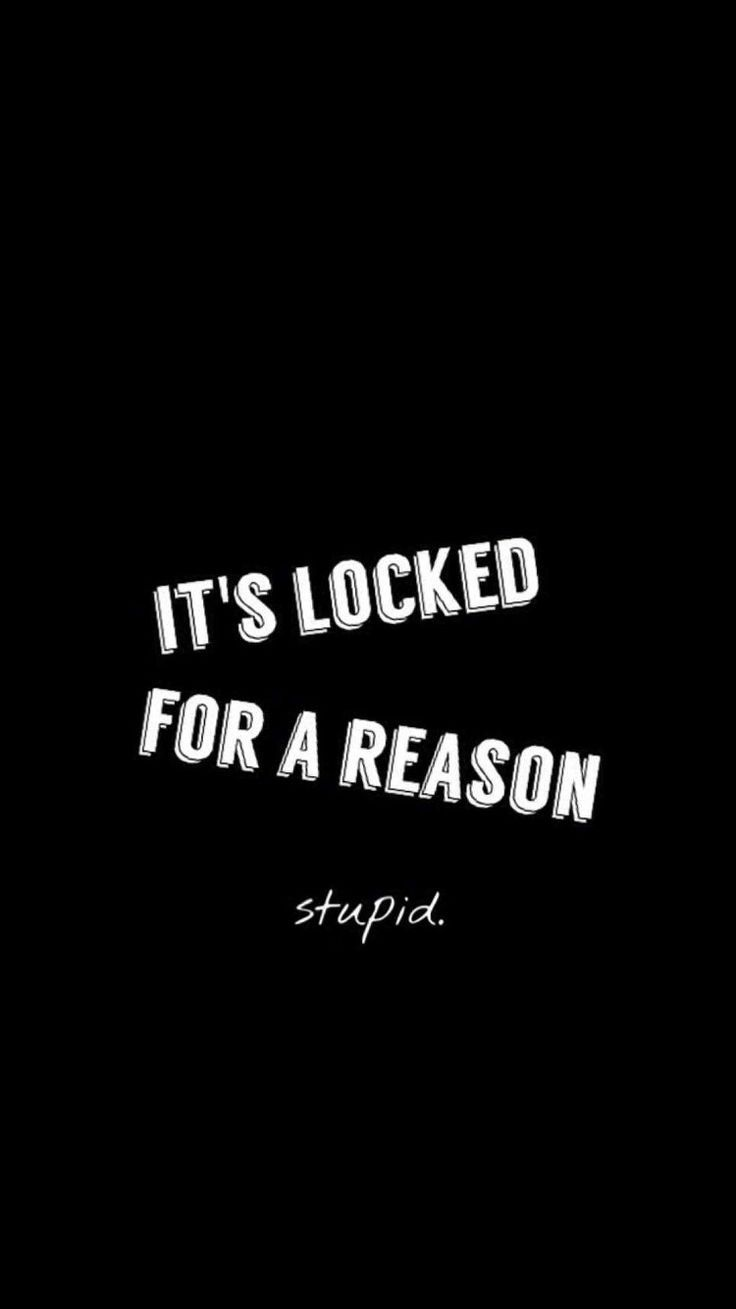 Lock screen sarcastic funny iPhone background Funny iphone wallpaper 736x1309