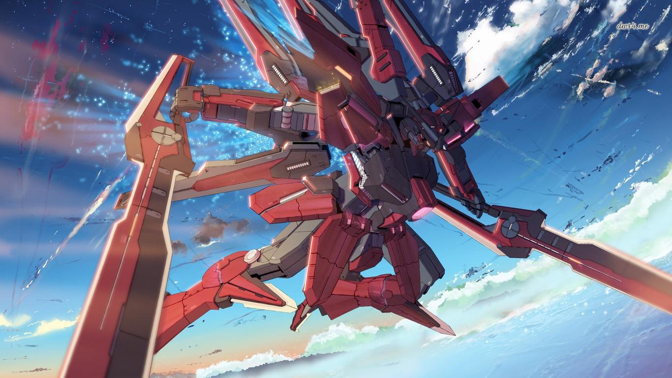 Gundam Exia Wallpaper 10 Background Wallpaper   Animewpcom 1366x768