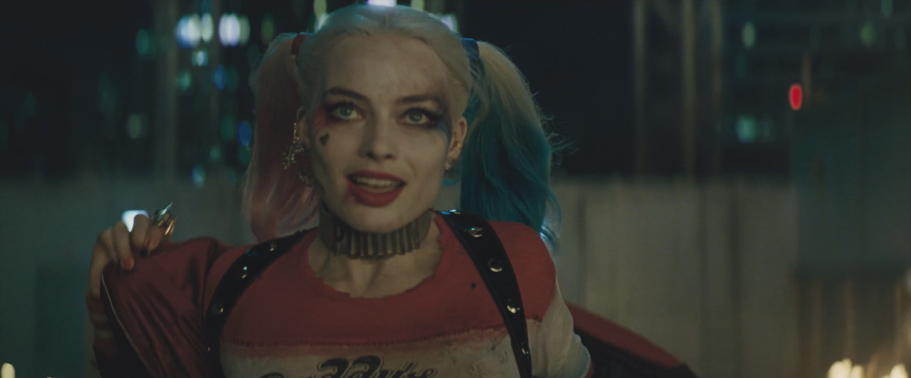 Margot Robbie as Harley Quinn in Suicide Squad   Harley Quinn Photo 1280x532