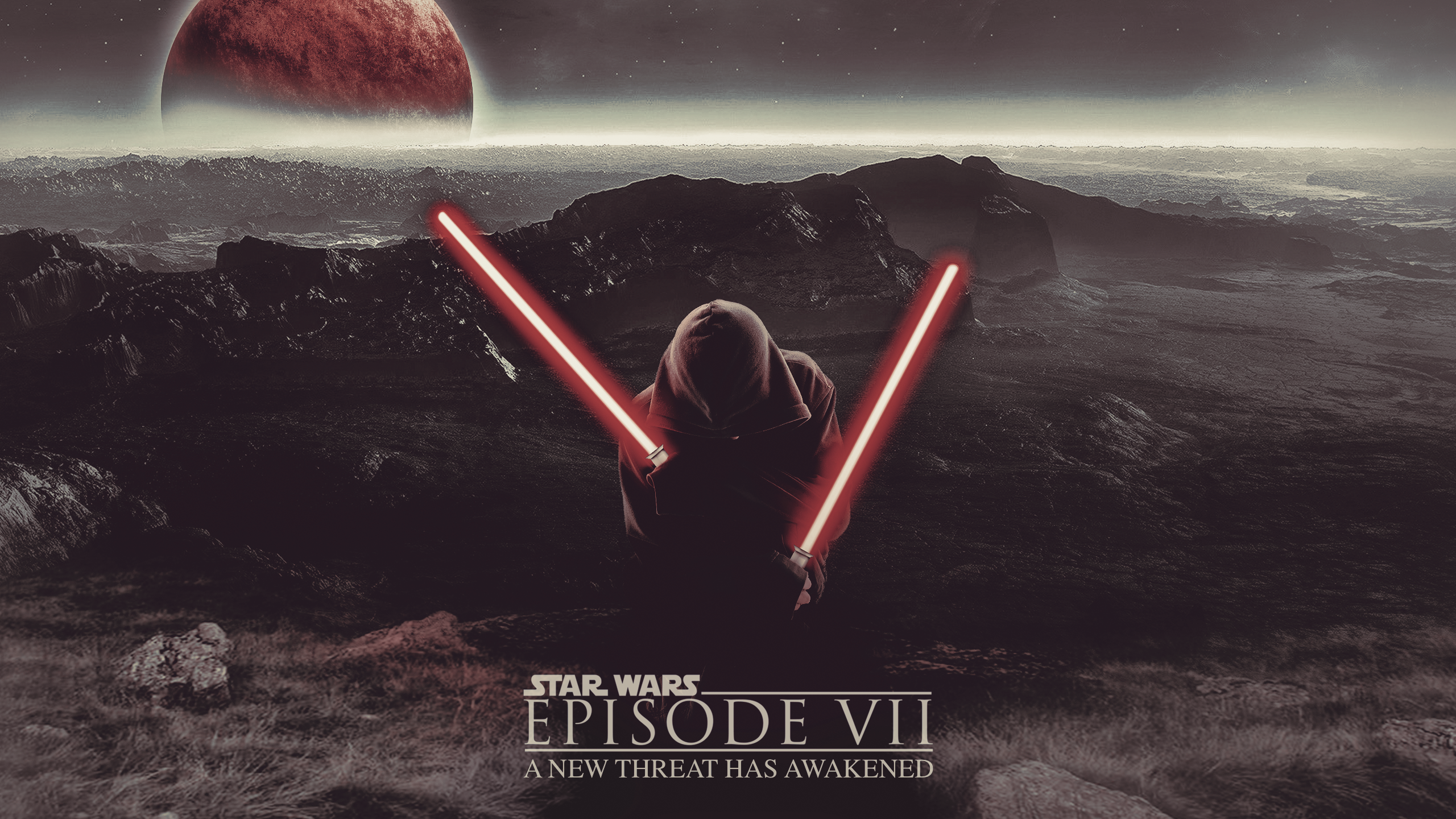 Star Wars Episode VII Wallpaper 2560x1440
