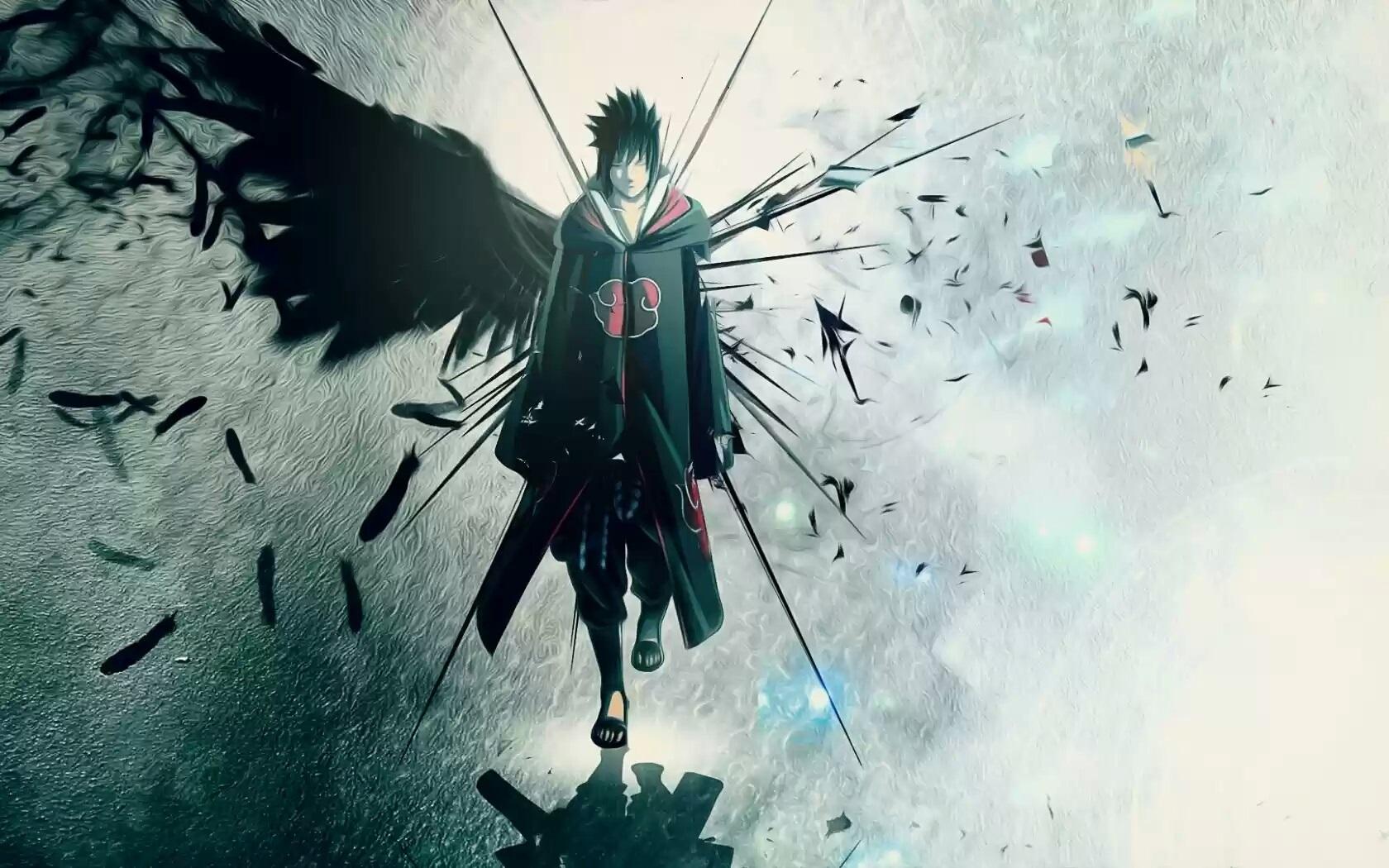 Sasuke Akatsuki Naruto Shippuden HD images