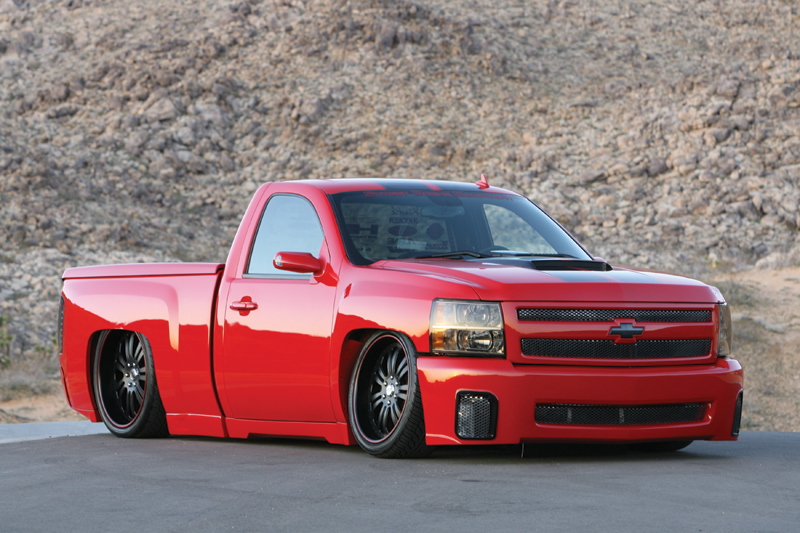 Custom Chevy Trucks Pics Cool Car Wallpapers 800x533