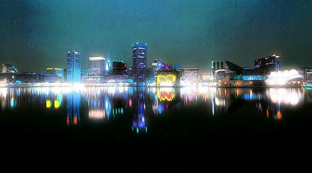 Baltimore Inner Harbor Wallpaper Walltor 640x356