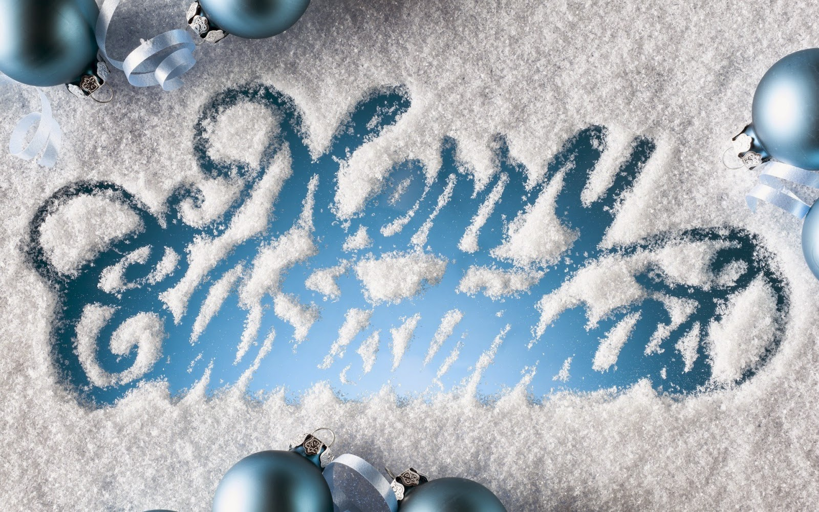 Merry Christmas and Happy New Year 2015 Wallpapers 1600x1000