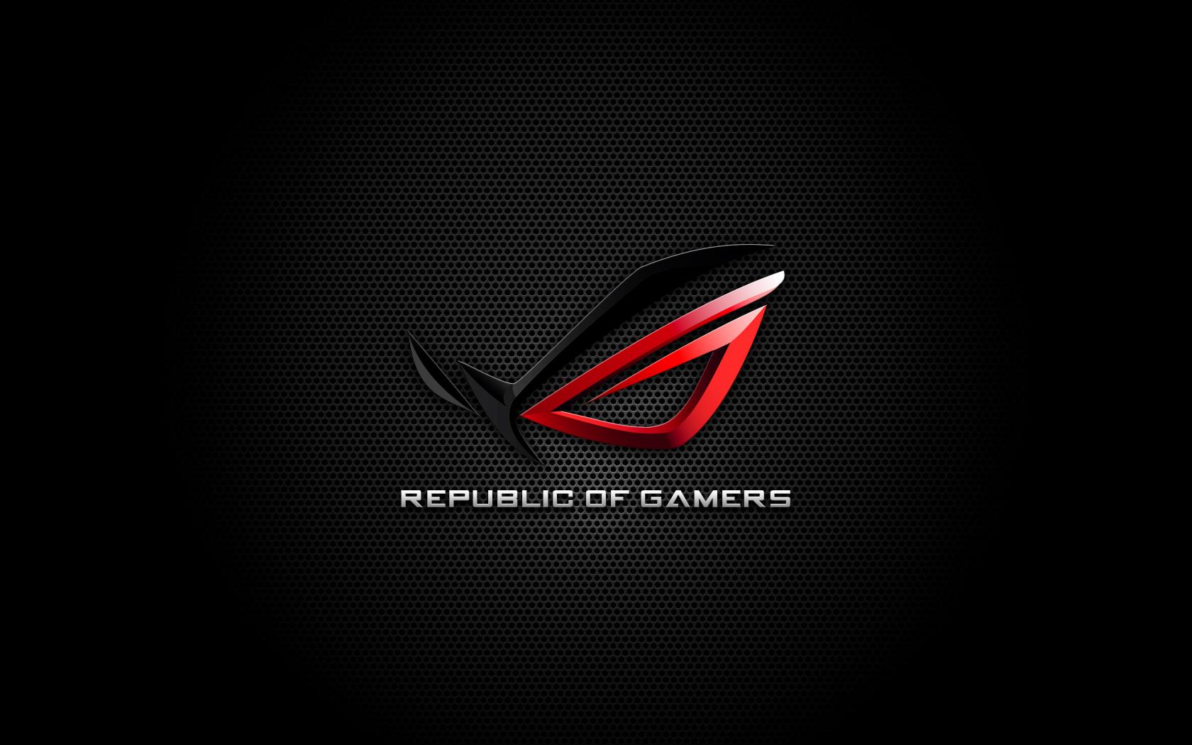 Download Republic Of Gamers Wallpaper 1680x1050