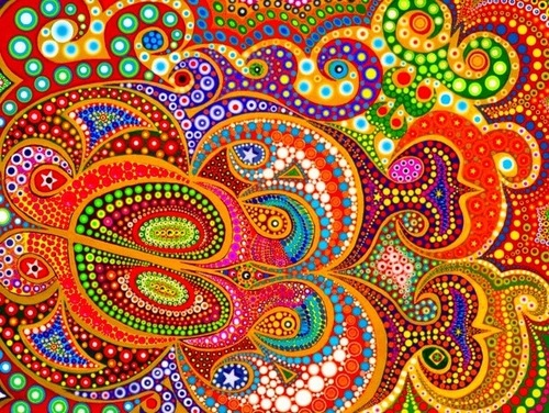 Bohemian Wallpaper Images Pictures   Becuo 500x376
