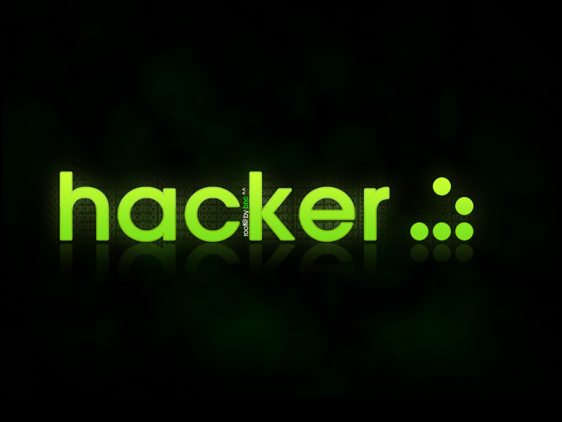 Hacker Wallpaper by b3nc3 800x600