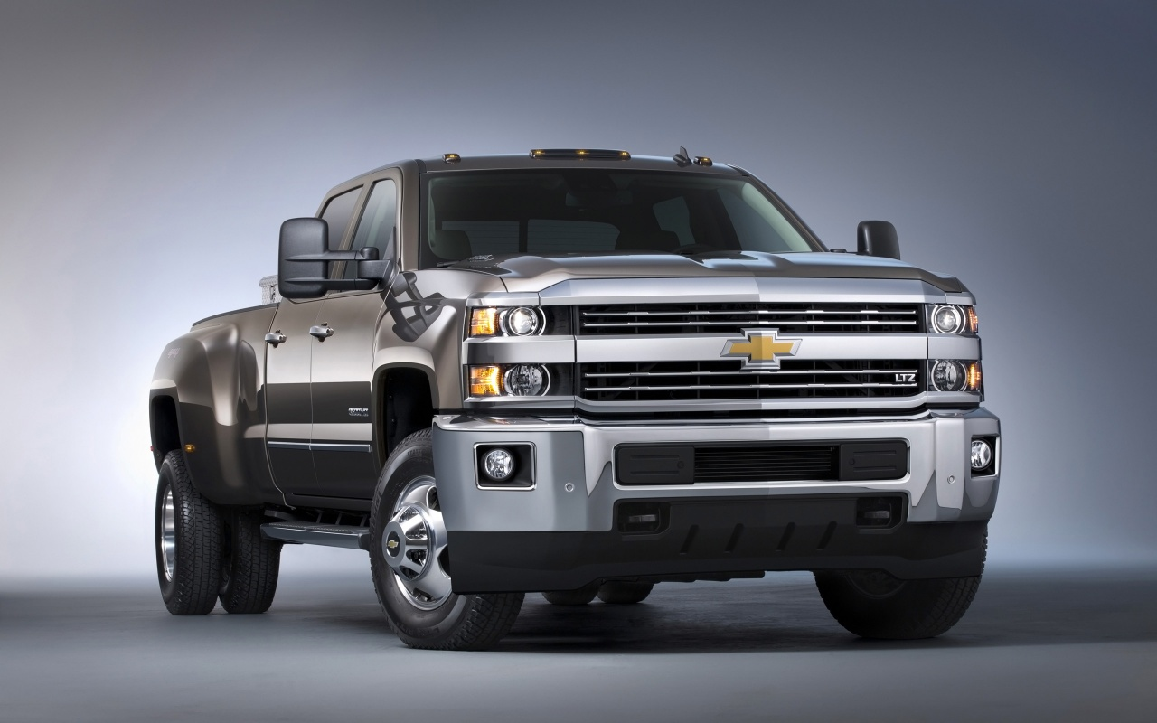 2015 Chevrolet Silverado 3500 HD LTZ Wallpaper HD Car Wallpapers 1280x800