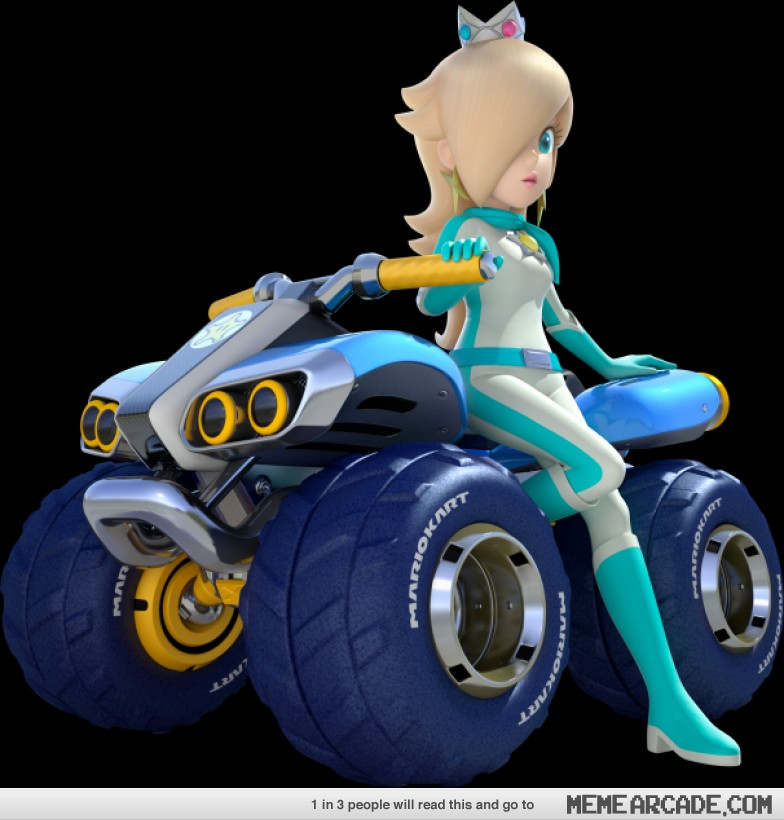 Mario Kart 8 Rosalina Wallpaper - WallpaperSafari