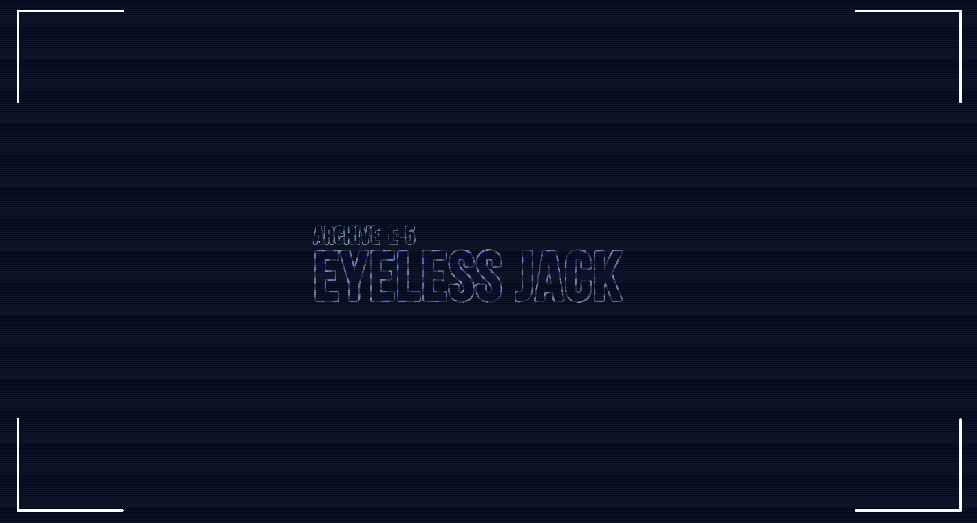 Images   LogoWallpaper Prints   Archive E 5 Eyeless Jack 1420x760