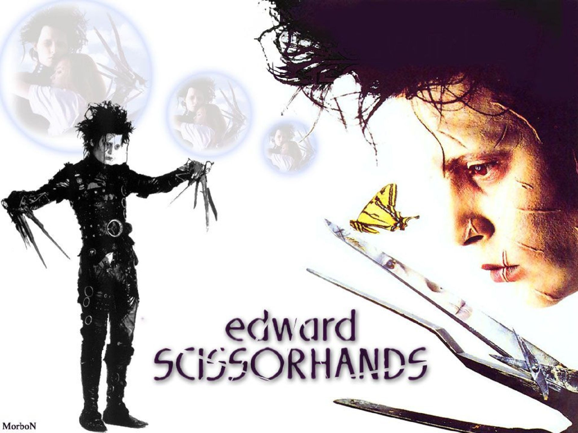 Free Download Edward Scissorhands Wallpapers Hd 1920x1440 For