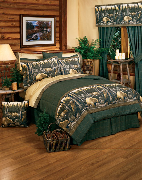 The Camo Shop Blog Rustic Bedroom Decorating Tips from The Camo Shop 500x633