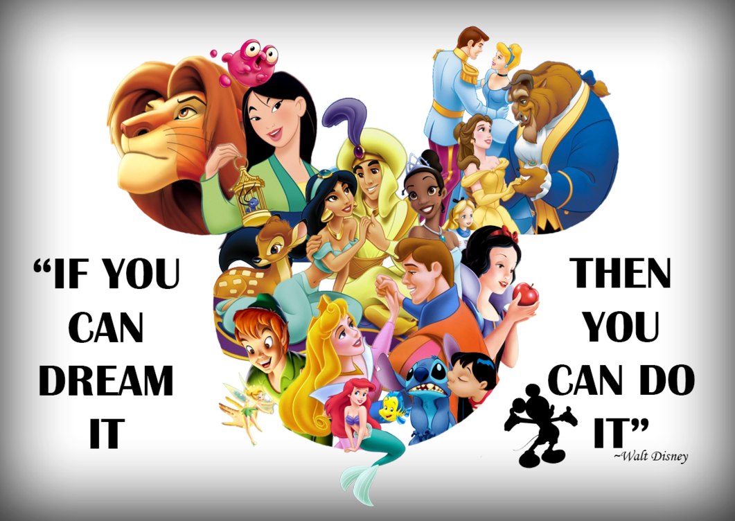 Disney Wallpaper by XmegafuzzyslippersX 1061x752