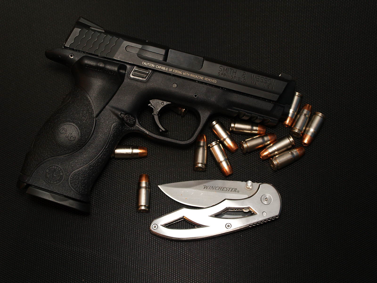 Smith Wesson Photos HD Wallpapers Military WallBase 1600x1200