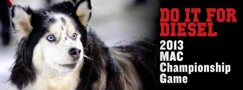celebrate the great 9 year run of beloved NIU Huskies Mascot Diesel 851x315