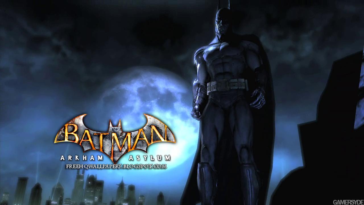 Batman Arkham Asylum HQ HQ Wallpapers 1280x720