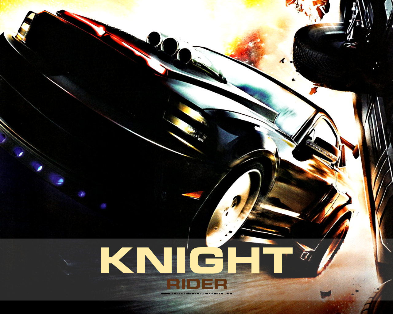 Knight Rider Wallpaper 1280x1024 1280x1024