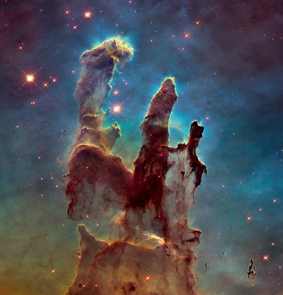 Hubble Desktop Wallpaper Pictures POPSUGAR Tech 982x1024