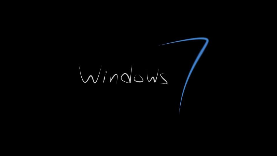 Windows 7 Microsoft Background   image on Pixabay 960x540