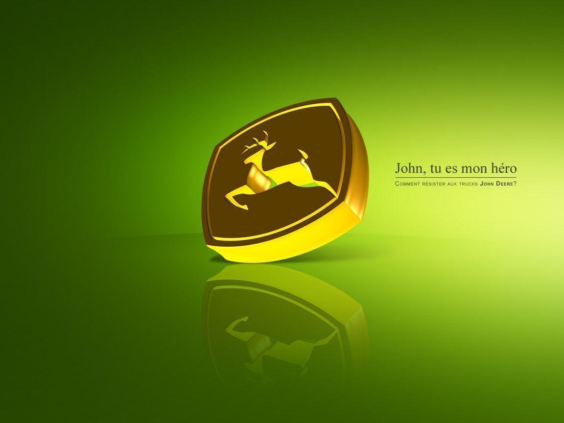 John Deere Logo Wallpapers 1152x864