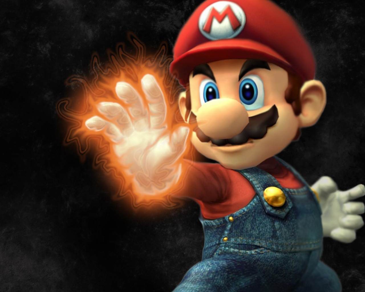 Here is a great collection of Super Mario Wallpapers that you can 1280x1024