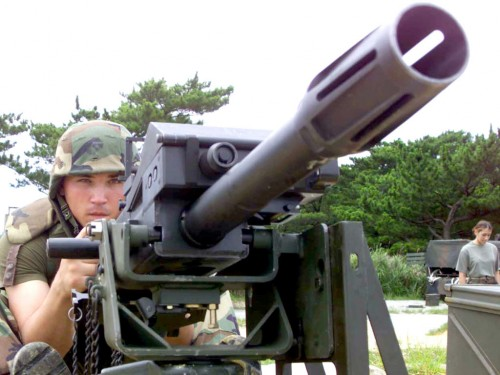 Machine Gun MK Screensaver Screensavers   Download Machine Gun MK 500x375
