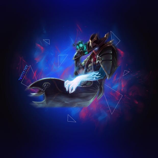 Underworld TwistedFate Fan Art By MiniPotatopng 620x620