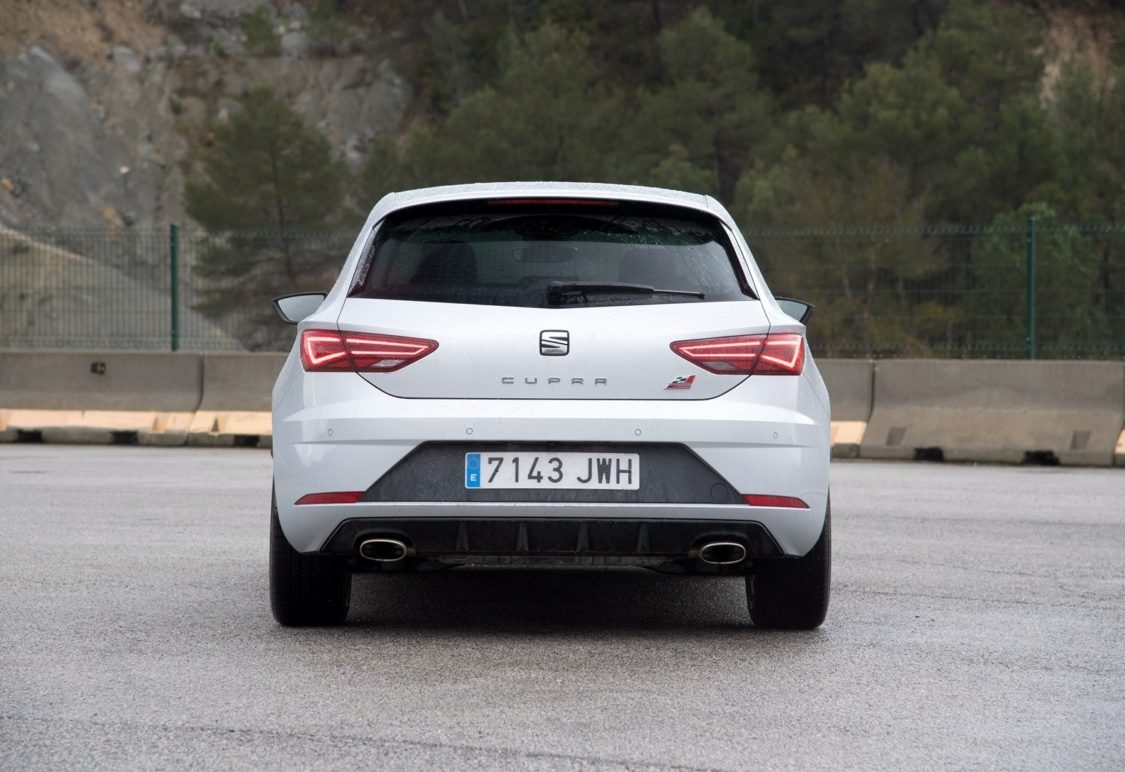 2019 SEAT Leon Rear HD Wallpaper Best Car Rumors 1125x772