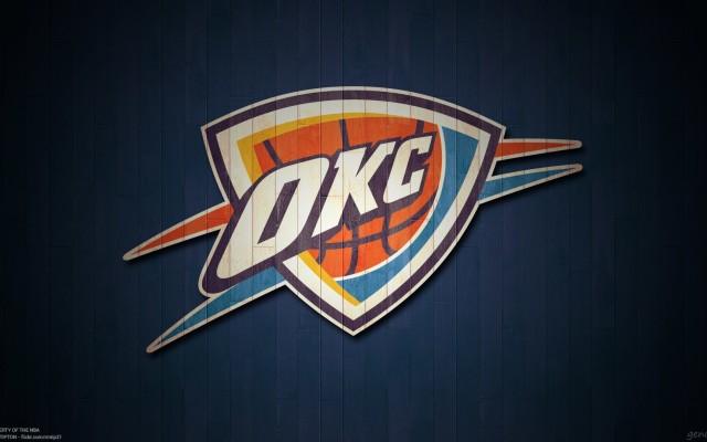 Oklahoma City Thunder Wallpaper HD Background 640x400