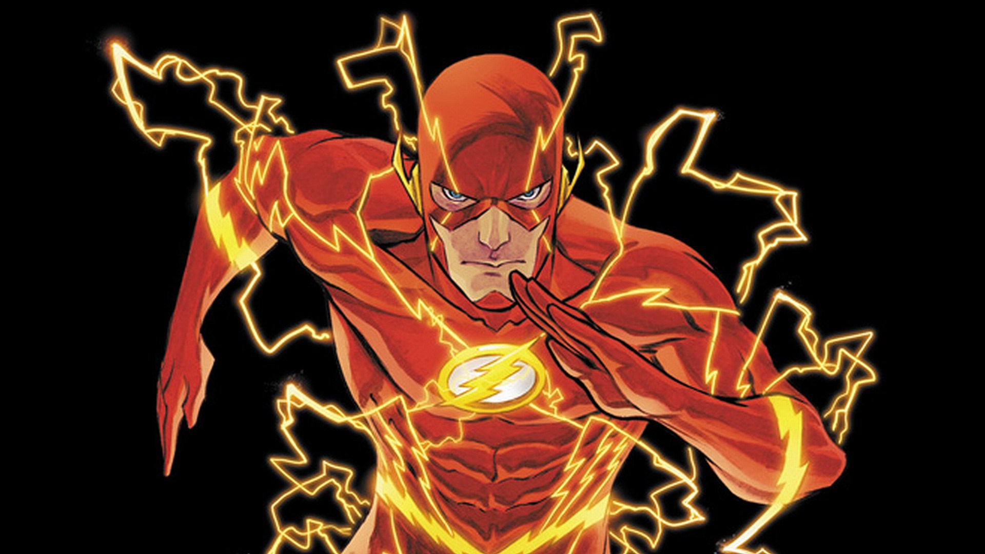 The Flash New 52 Wallpaper The Flash New 52 Wallpaper 1920x1080