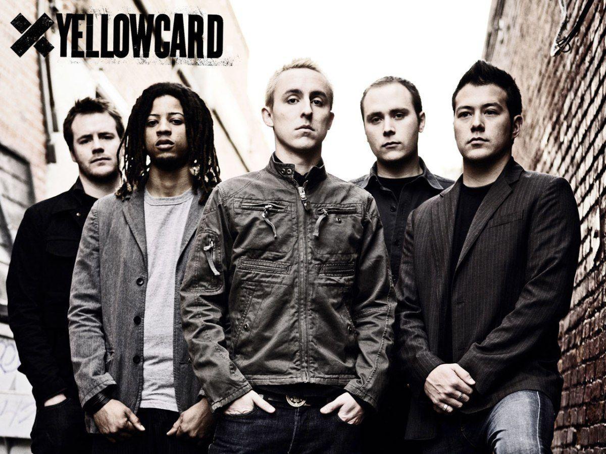 Yellowcard Wallpapers 1200x900