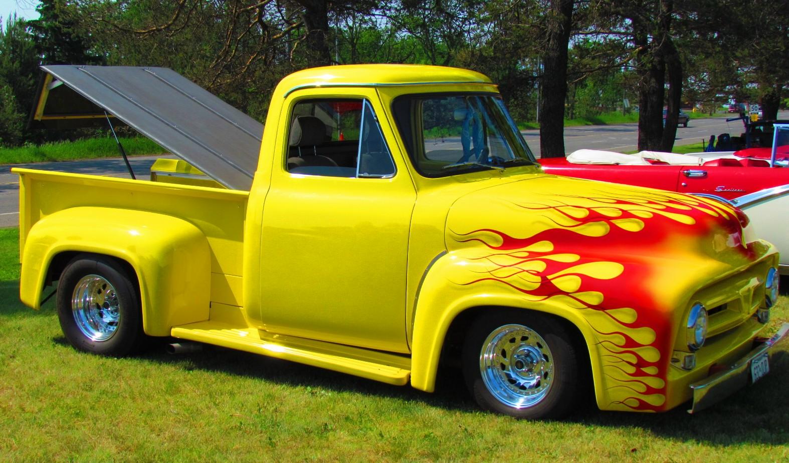 Classic Ford Trucks   image 113 1574x925