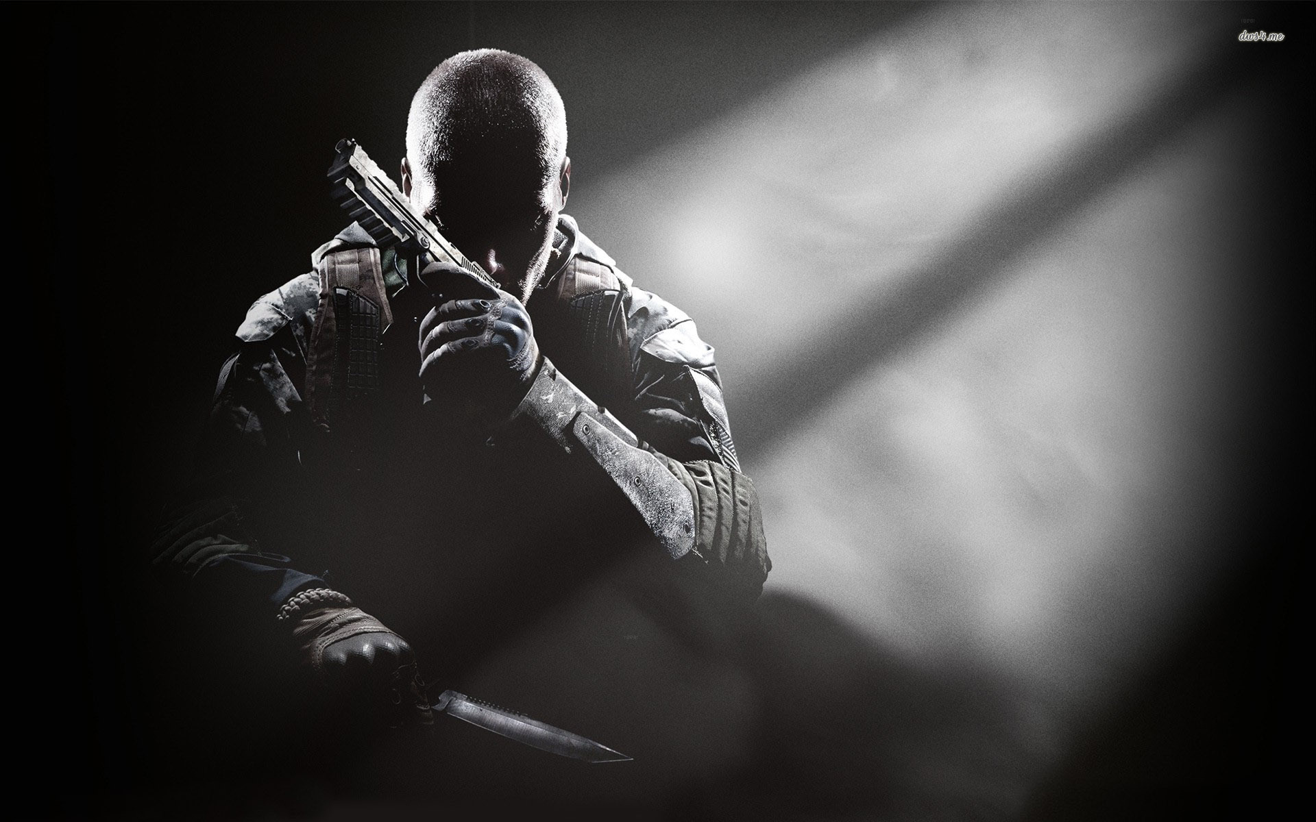 Black Ops Wallpapers For Desktop