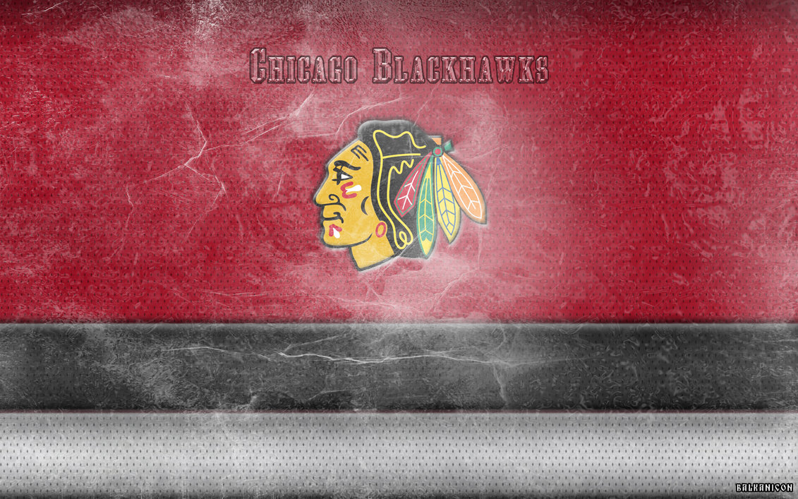 Chicago Blackhawks wallpaper by Balkanicon 1131x707