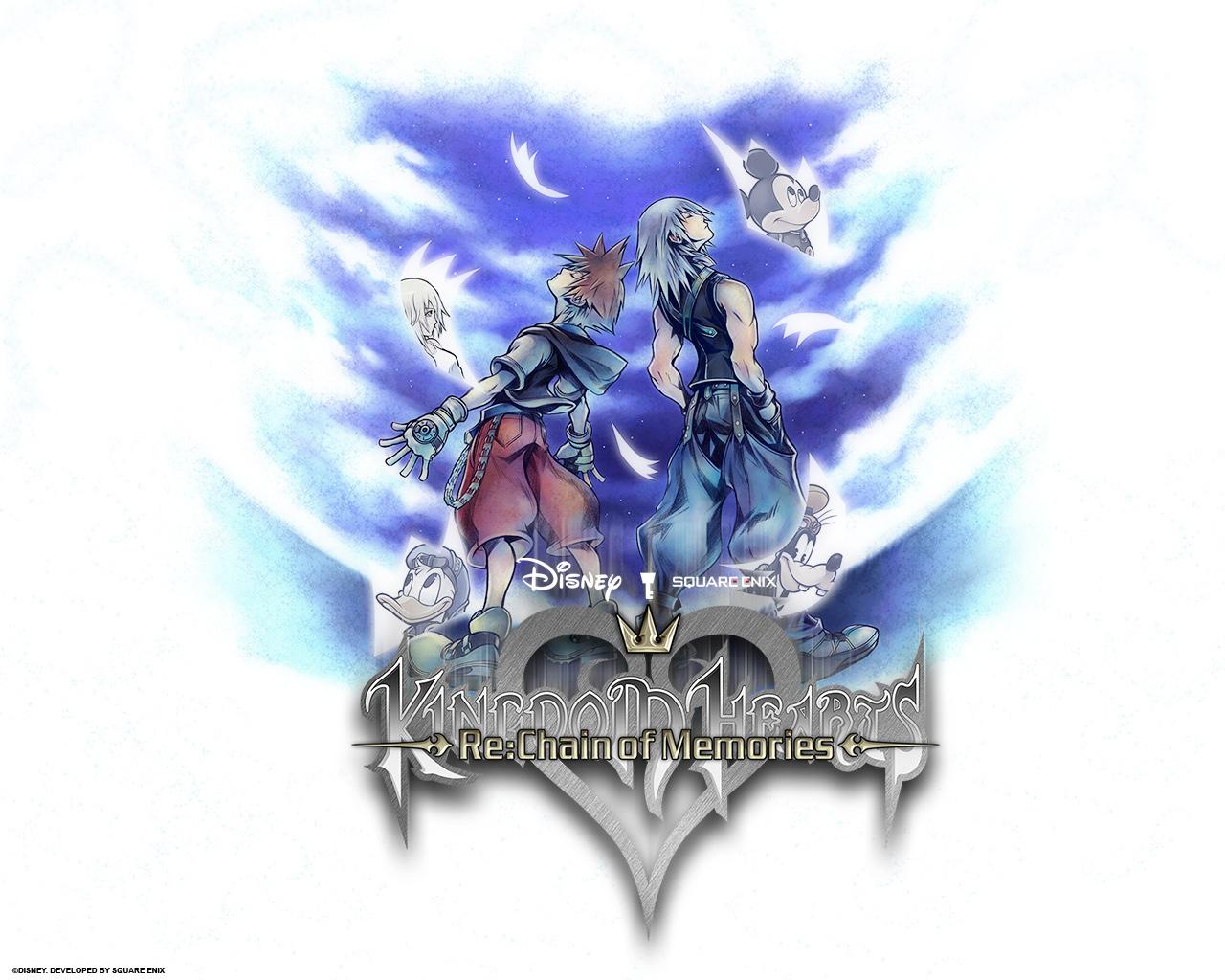 Kingdom Hearts Official Kingdom Hearts Wallpaper 1280x1024