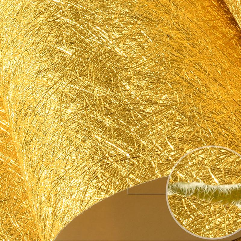 3D Stereoscopic Relief Gold Foil Wallpaper For Living Room Bedroom 800x800
