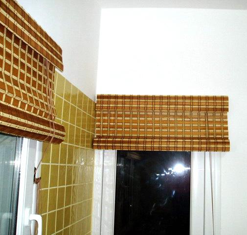 Kitchen Vertical Blinds Wooden Venetian Blinds Wooden Roller 505x480