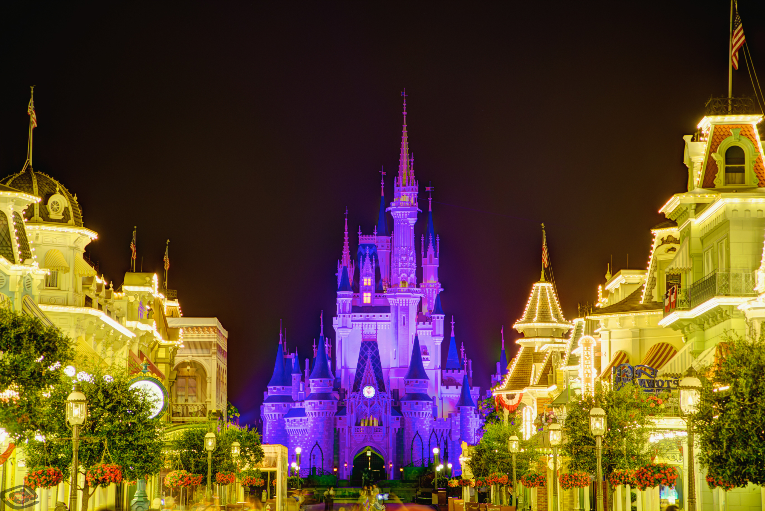 Cinderella Castle Wallpapers AtDisneyAgain 2560x1711