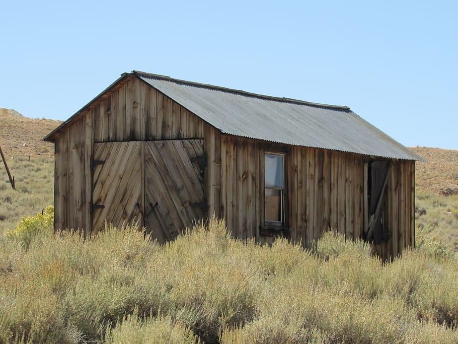 HD wallpaper bodie california mining decay barn old 910x683