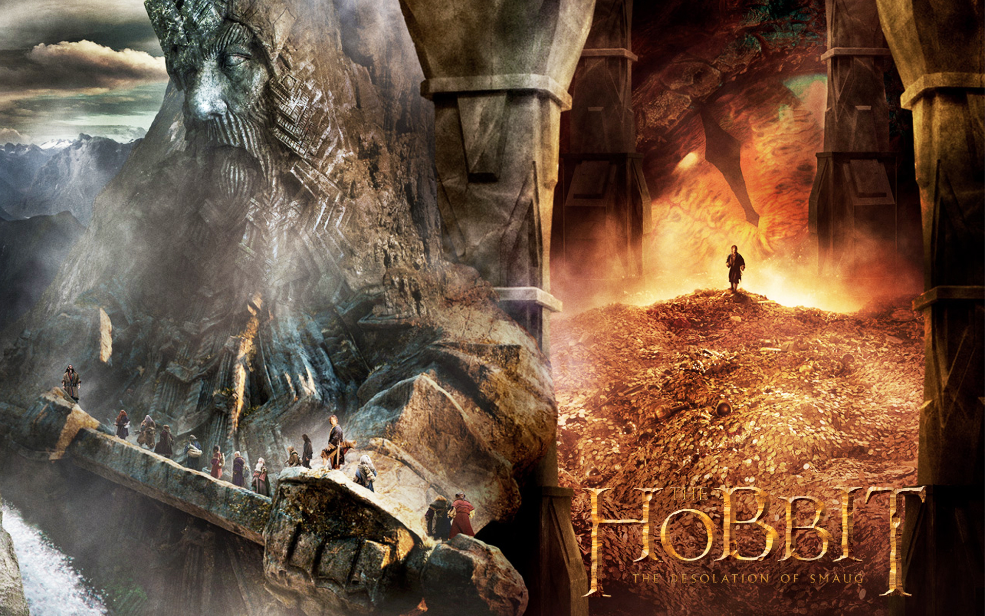 of Smaug Wallpaper   The Hobbit Wallpaper 36279640 1920x1200