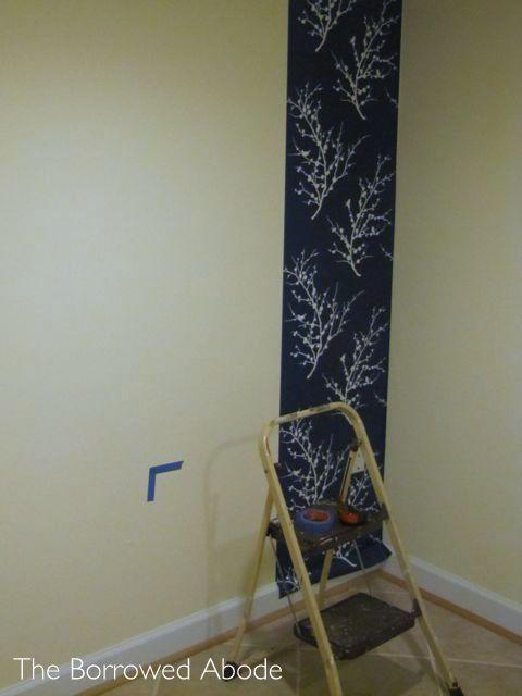 Rented Apartment   Tempaper temporary wallpaper that peels off 480x640