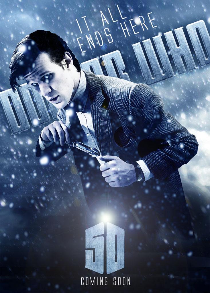 «7 Доктор Кто Сезон» / 2011