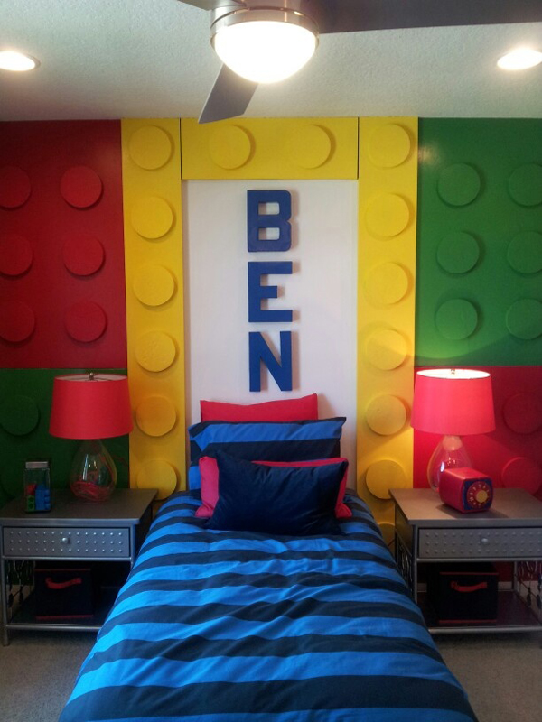 hope 10 lego bedroom below offer great ideas for lego lovers among us 600x800