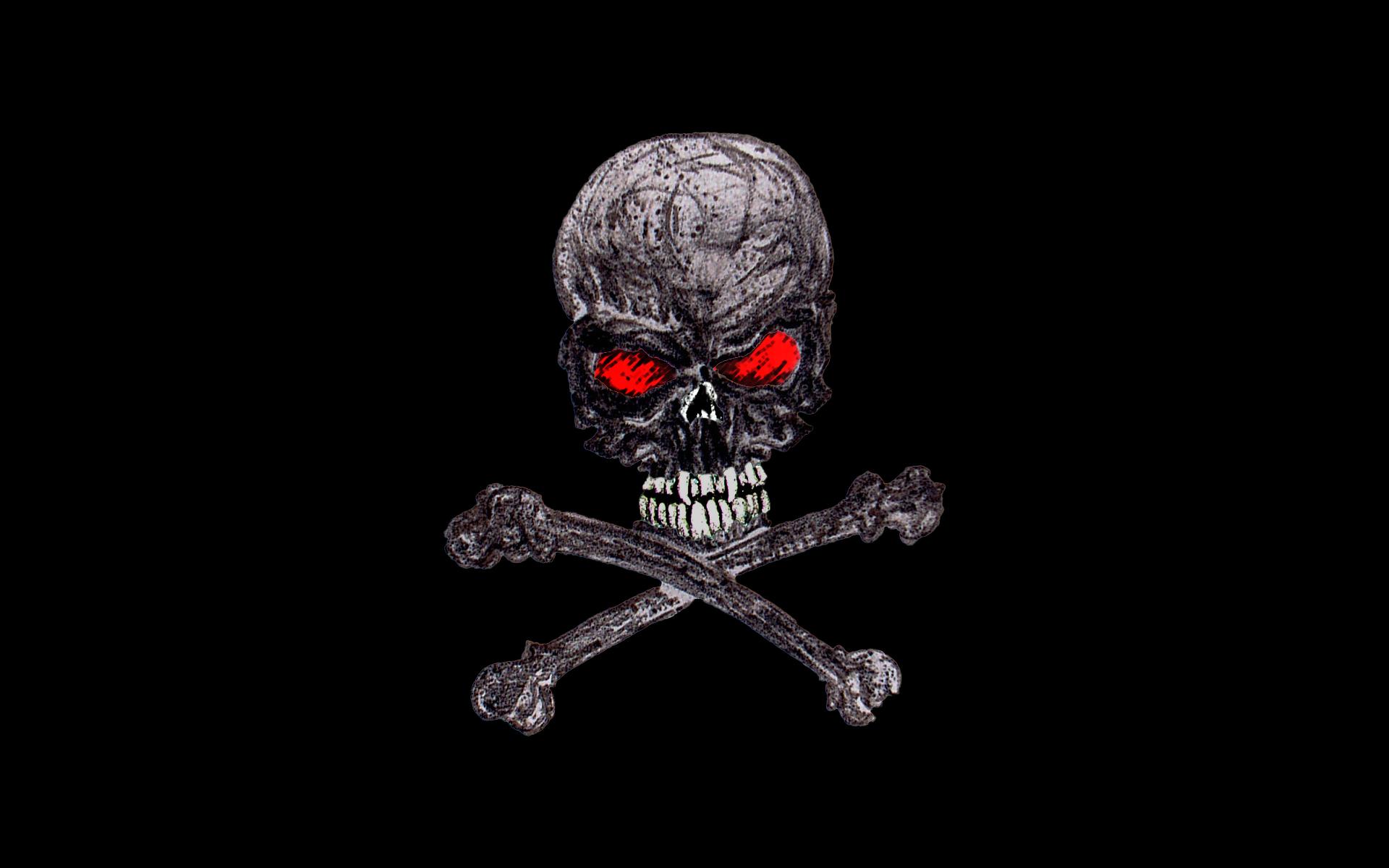 Hd Skull wallpaper   229910 1920x1200
