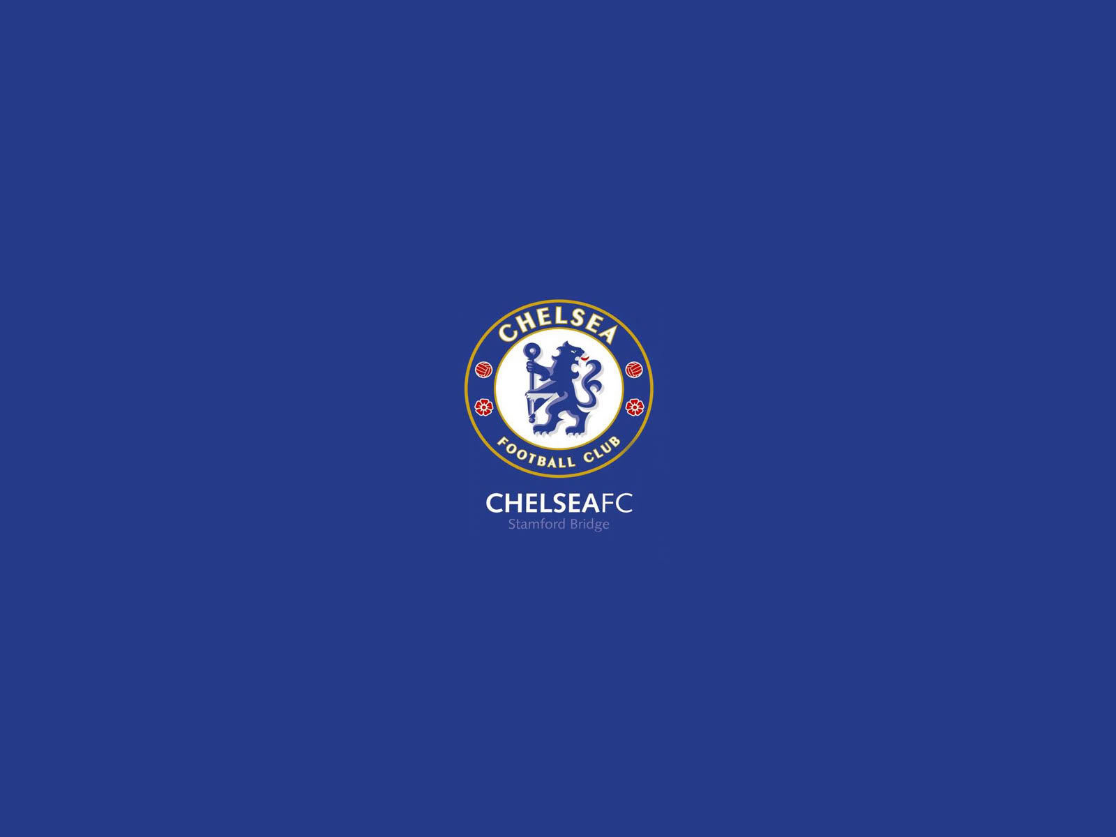 Chelsea FC Wallpaper 6 1600x1200