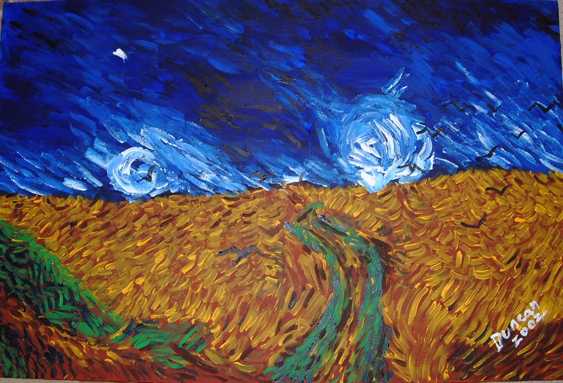 Vincent Van Gogh Wallpapers 2219x1509