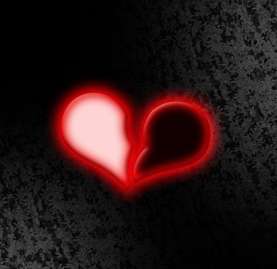 Broken Heart Wallpaper 2 by Remi Sempai 1050x1020